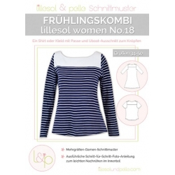 lillesol women No.18 Frühlingskombi Kleid & Shirt